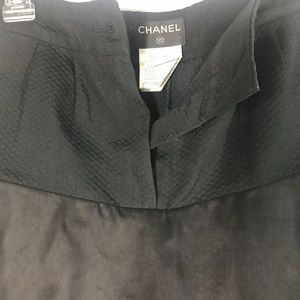 Chanel short with skirt